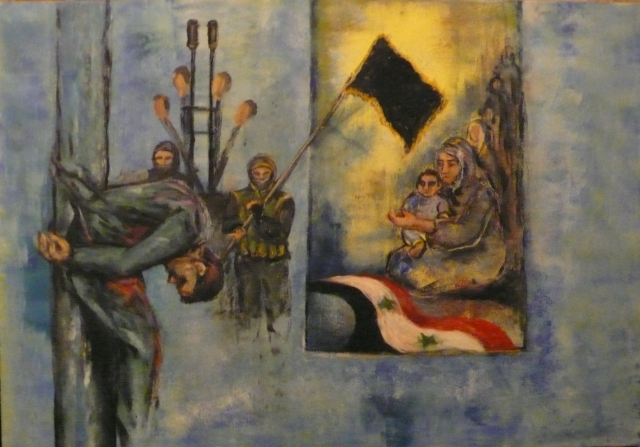 Rebellen Kopfabschneider Mörder Folterer