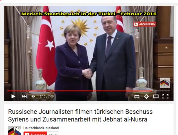 Merkel erdolfs marionette