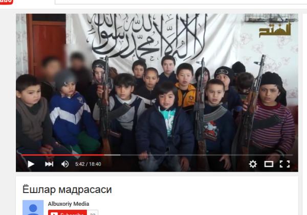 Wer schützt die Kinder vorm Jihad
