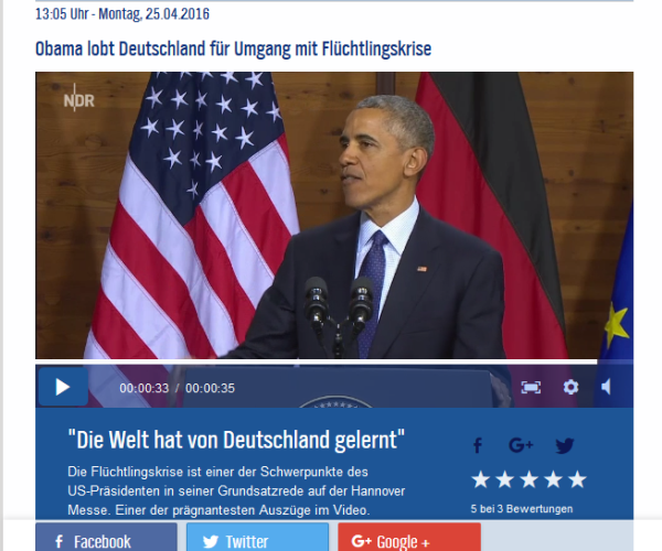 Psychopat Obama