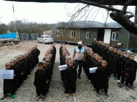 Turkistan-İslam-Cemaati-Medrese