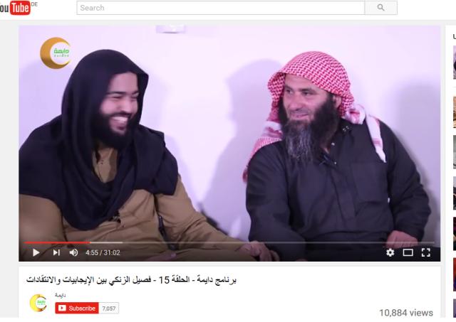 Zanki Jabhat al Nusra Freunde