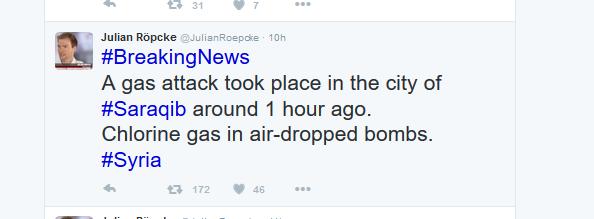 saraqeeb Röpcke frisst Terroristen aus der Hand