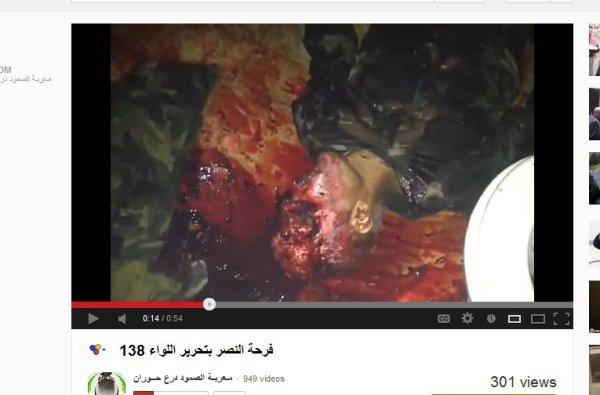 Brigadier Mahmoud Darwish Körper Brigadekommandeur 138 in Sidon nach Sturm glücklicherweiseDie Freude Bearbeitung Brigade 138